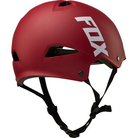 Fox Flight Sport Helmet dark red